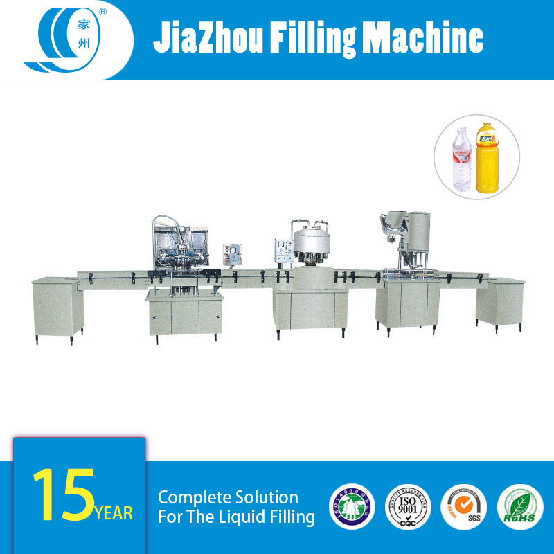山泉水灌装机械