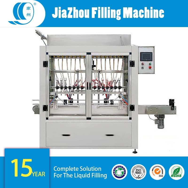 bo璃水灌装机械