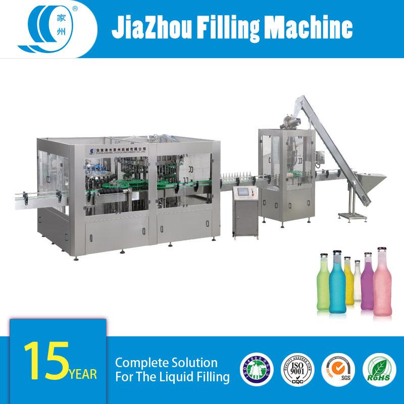 预调酒灌装机械